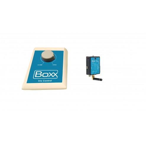 Boxx Tally & Iris Receiver Unit