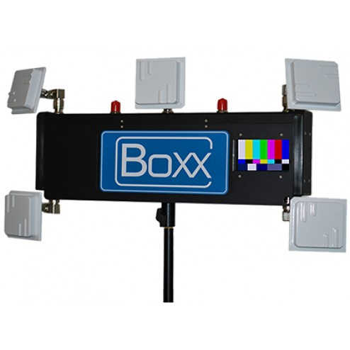 Boxx Meridian Broadcast System (Ex-Hire)